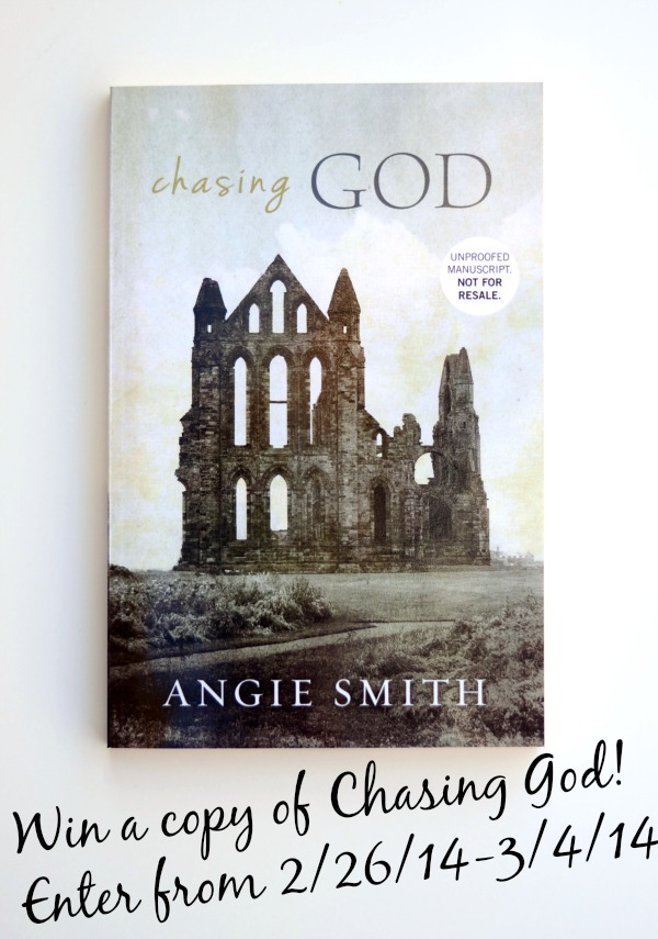 Chasing God Book Review and Giveaway from It Happens in a Blink