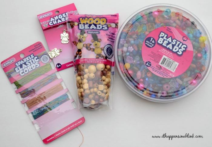 A Mission Bracelet Supplies