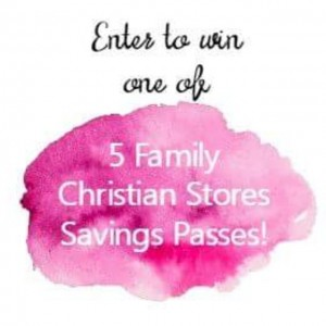 Y'all know I love Family Christian Stores and my partnership…
