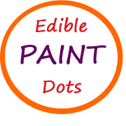 Edible Paint Dots Free Printable #shop #VIPFruitFlavors #cbias