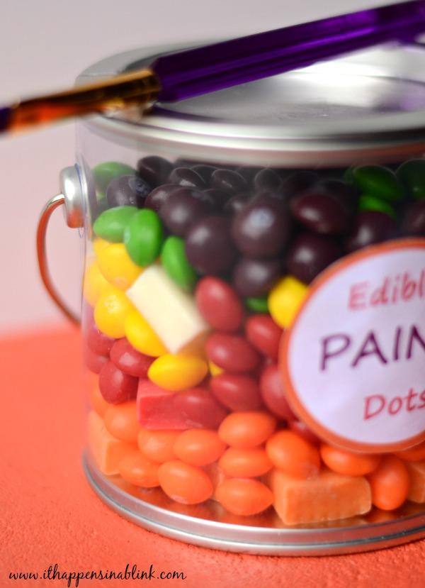 Edible Paint Dots with #VIPFruitFlavors #shop #cbias
