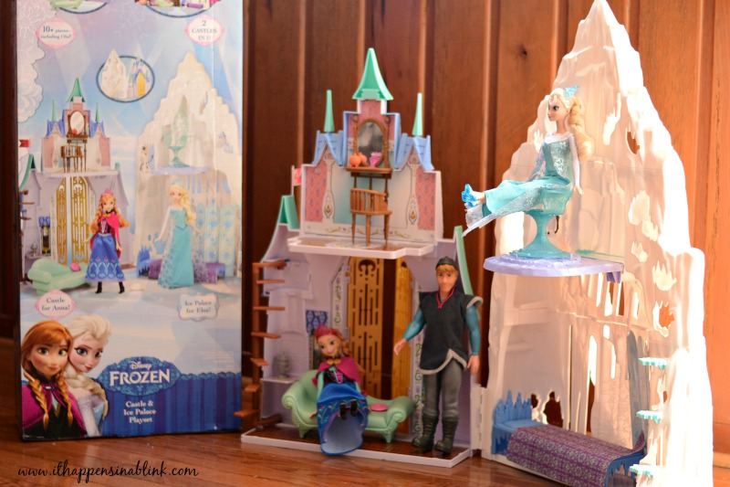 FROZEN castle #FROZENfun #shop #cbias