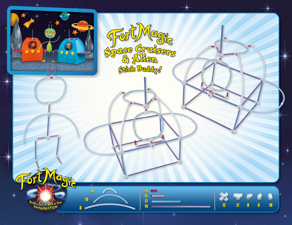 Fort Magic Fort Building Kit Giveaway