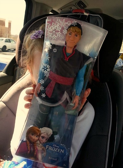 Kristoff #FROZENfun doll #shop #cbias