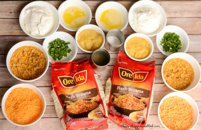 Ore-Ida Ingredients #OreIdaHashbrown #shop #cbias