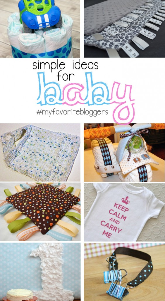 Simple DIY Ideas for Baby