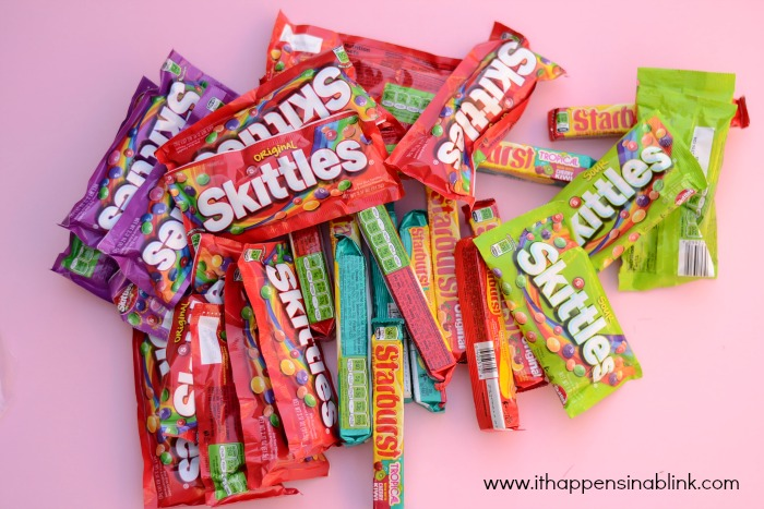 Skittles and Starburst Variety Pack from Sam's Club #VIPFruitFlavors #shop #cbias