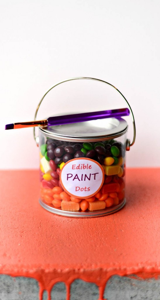 Edible Paint Dots with #VIPFruitFlavors #shop #cbias