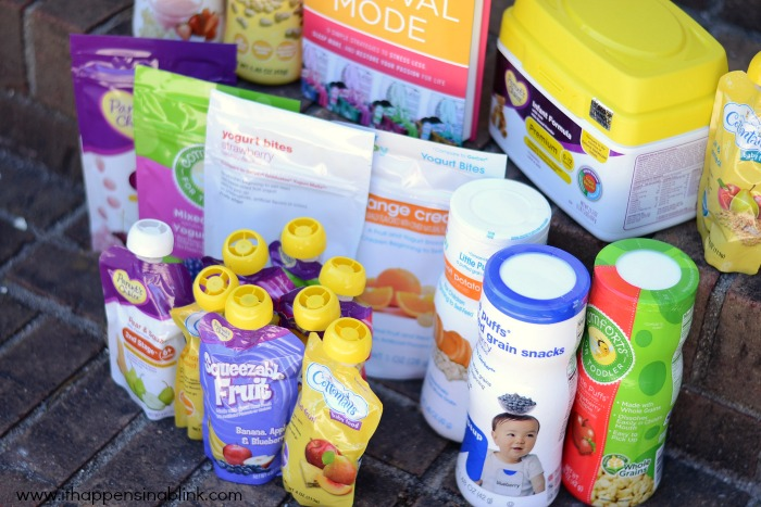 Storebrand Formula Snacks and Giveaway