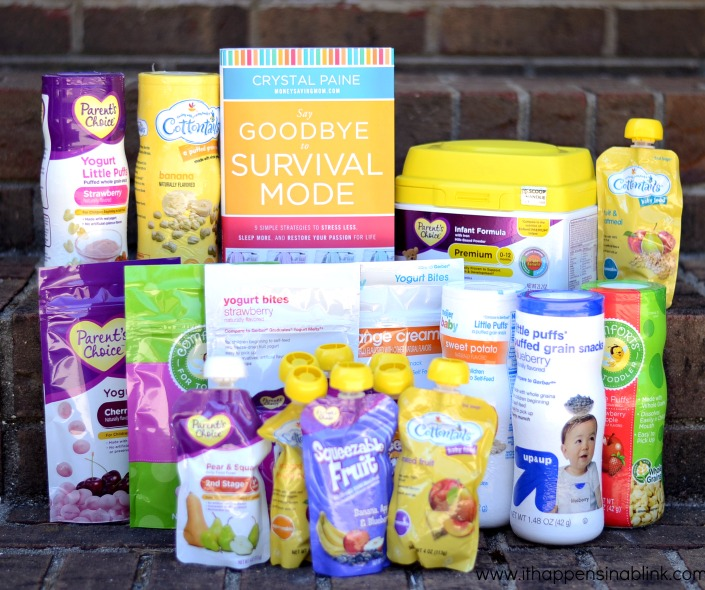 Storebrand Formula Snacks and Giveaway