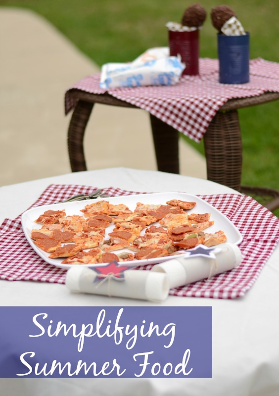 Simplifying Summer Food with #SummerGoodies #shop #cbias