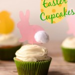 Easy Easter Cupcake Decorations… if you're lucky