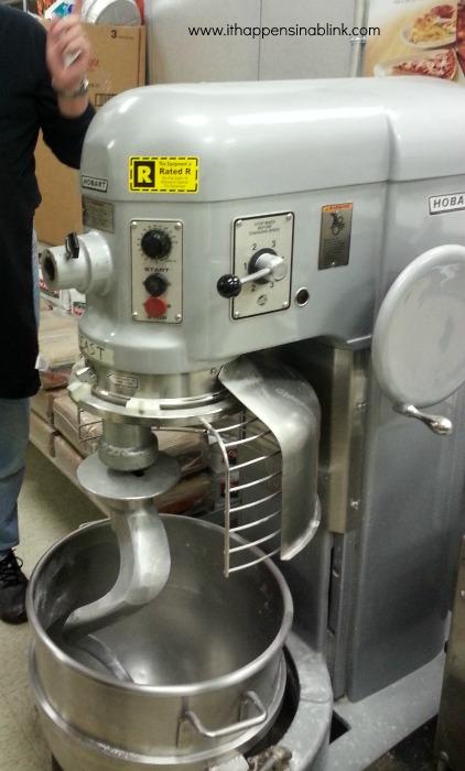 Papa Murphy's Mixer