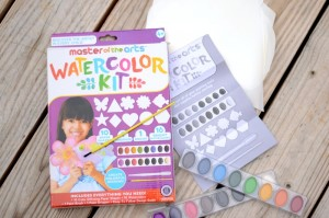 Master of the Arts Watercolor Kit