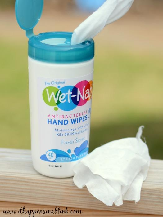 Wet-Naps #showusyourmess #ad #PMedia