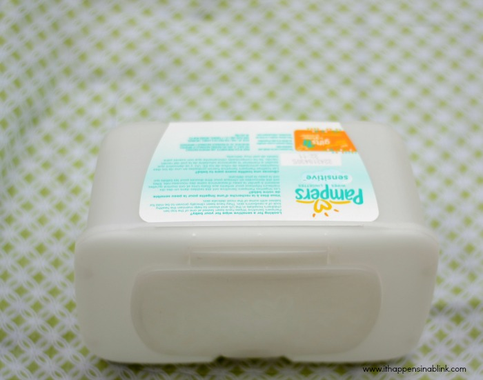 Wipes Container to Craft Storage Upcycle from It Happens in a Blink