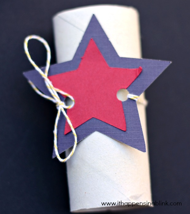 American Napkin Ring Holders from It Happens in a Blink
