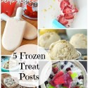 Five Frozen Treats and The Project Stash