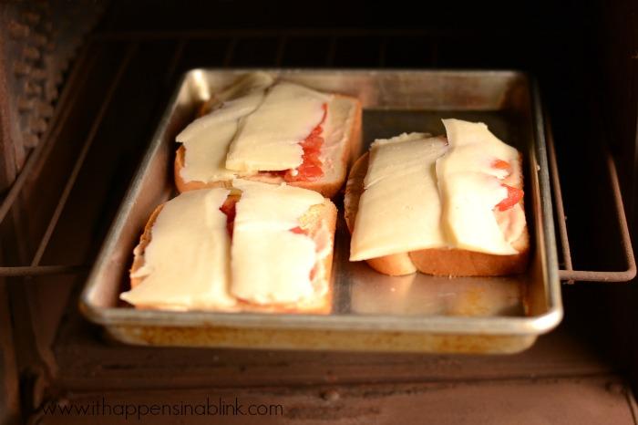 Open Face BLT Sandwiches from It Happens in a Blink #DinnerDone #cbias #shop