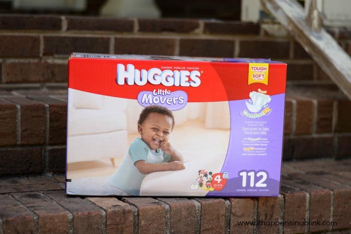 Huggies #MovingMoments #MC #sponsored Diapers