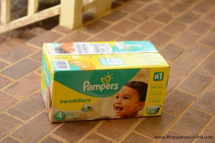 #AmazonCart Diaper delivery #cbias #shop