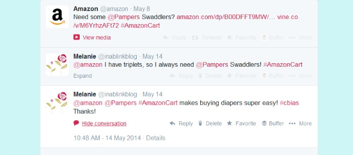 #AmazonCart #cbias #sponsored