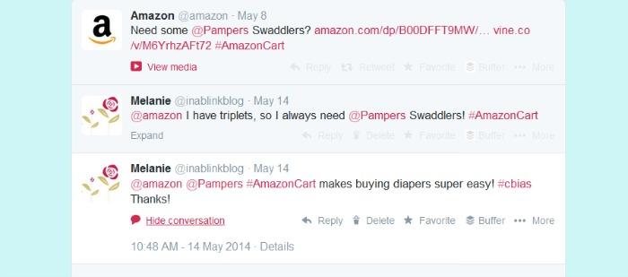 #AmazonCart #cbias #sponsored