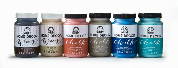 FolkArt Home Decor Chalk #HomeDecorChalk