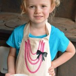 DIY Pizza Apron and Design-a-Pizza