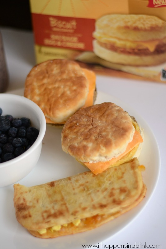 #ad Quick Breakfast Ideas with #StartWithTyson #shop #cbias