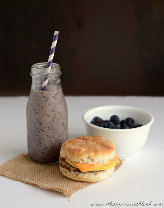 #ad Quick Breakfast Ideas with #TysonDayStarts #shop #cbias