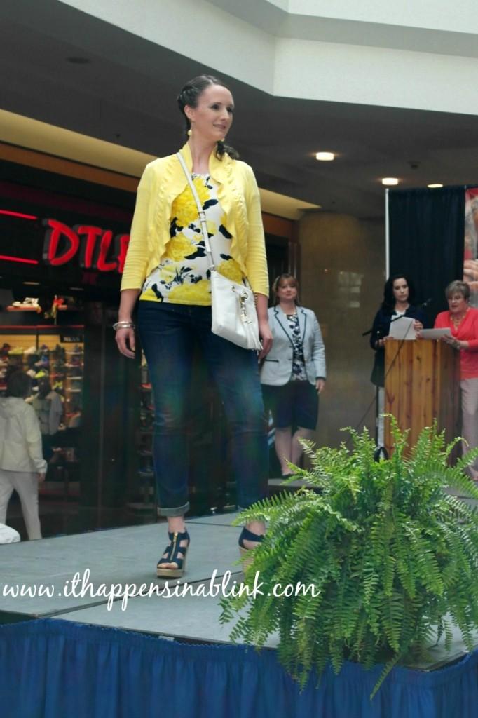 Macy's Fashion Show It Happens in a Blink