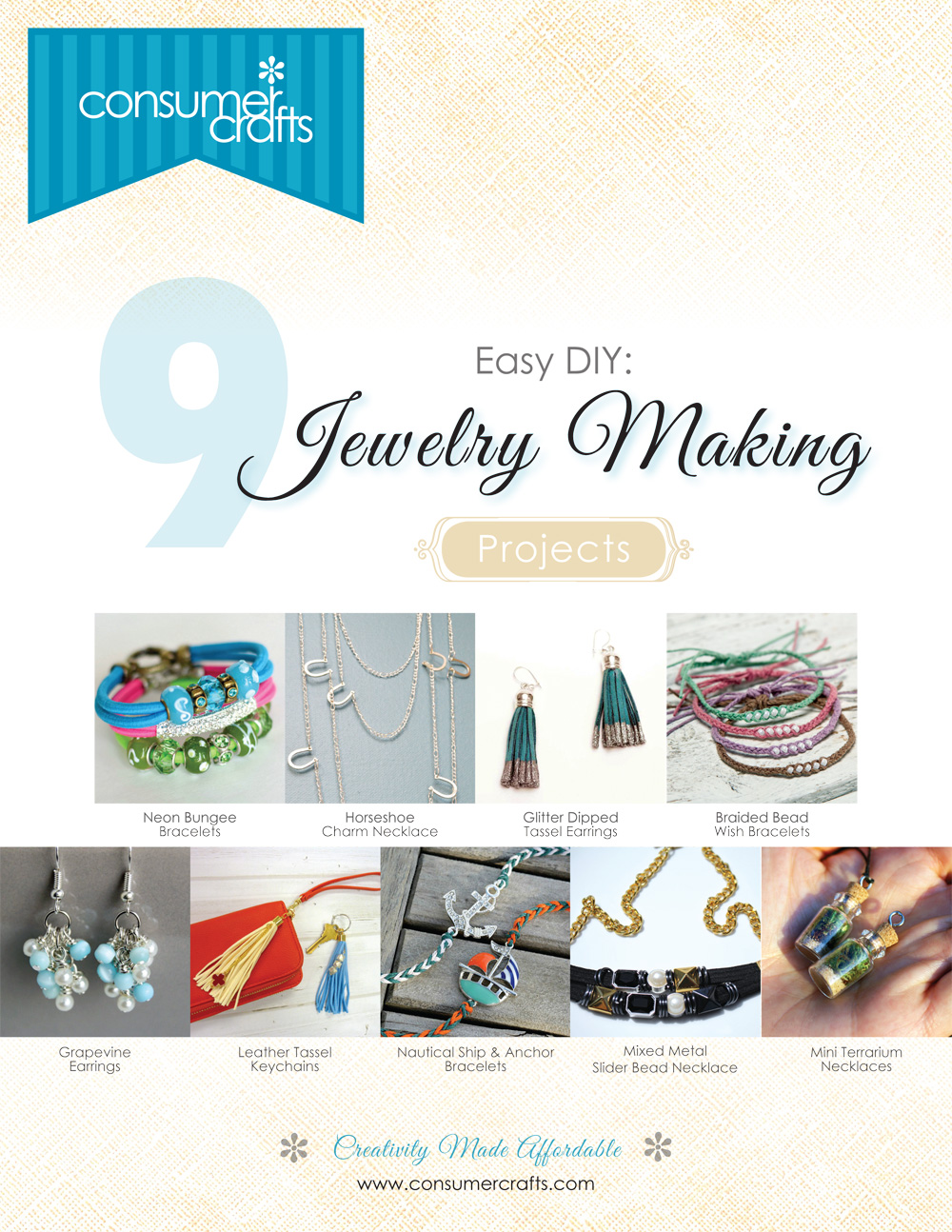 Get a free jewelry ebook from consumer crafts plus a giveaway jewelry e book cover june 2014 fandeluxe Choice Image
