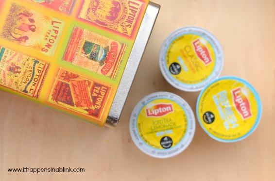 Lipton K-cup #bemoretea #ad #PMedia