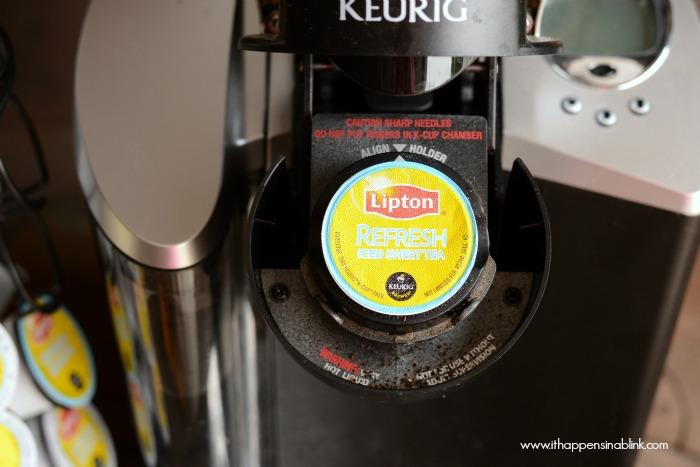 Lipton K-Cups #bemoretea #ad #PMedia