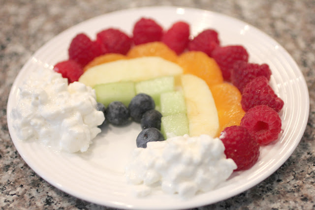 RainbowFruitPlate from Repeat Crafter Me