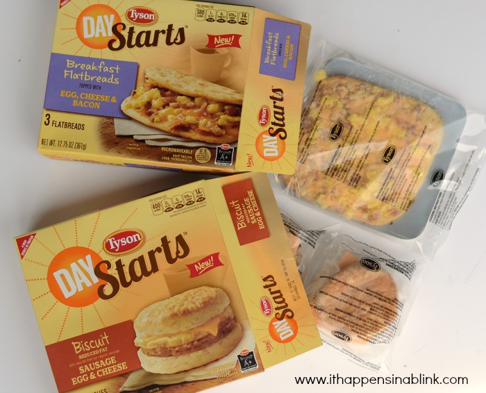 #ad Quick Breakfast Ideas with #StartWithTyson #shop #cbias