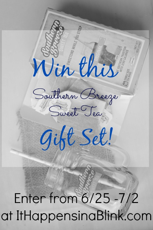 Southern Breeze Sweet Tea Giveaway #SouthernBreezeSweetTea #AD