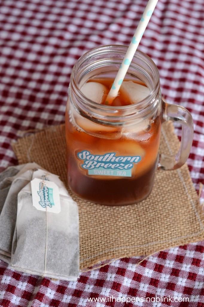Southern Breeze Sweet Tea #SouthernBreezeSweetTea #AD