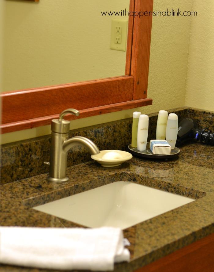 Grove Park Inn Bathroom
