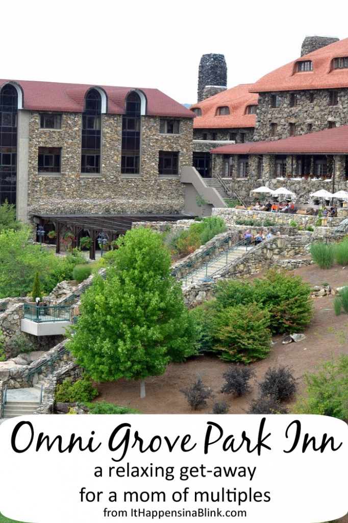 Omni Grove Park Inn- Best Local Stay for a Mom of Multiples