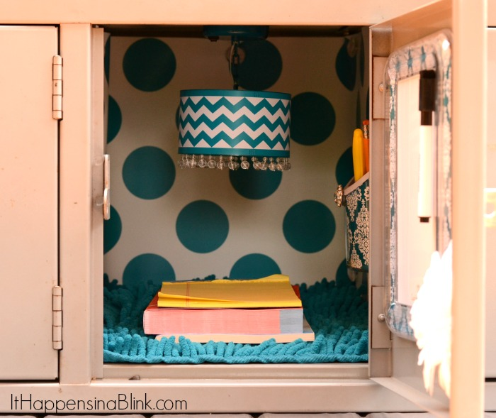 How to Bling Out a Locker with LockerLookz #LLforJoAnn #sponsored