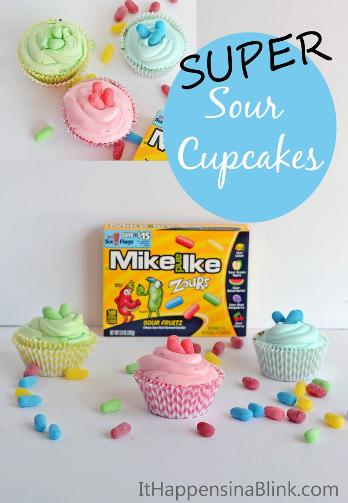 Super Sour Cupcakes #ZoursFace #shop #CollectiveBias