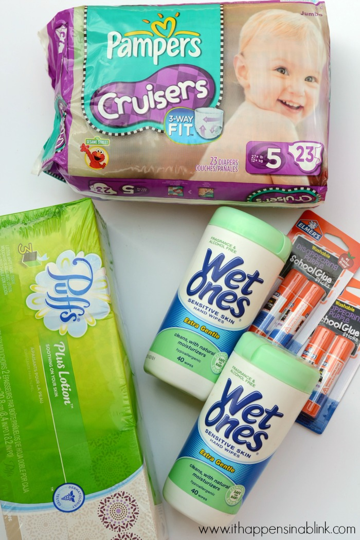 Back to School Preschool Classroom Boxes with #WalgreensPaperless coupons #shop #cbias