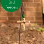 Easy Cross Bird Feeder