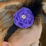 10 Minute Feather Hair Band and Target Giveaway