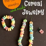 DIY Cereal Jewelry for a #GoodnightSnack #cbias