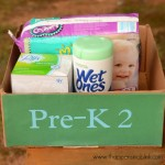 Back-to-School Preschool Classroom Boxes with Paperless Coupons