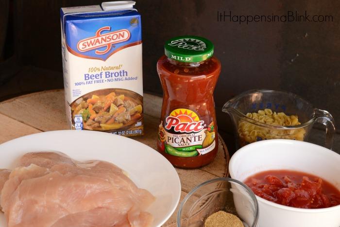 Taco Twist Soup and Salad  |  #Labels4Edu #shop #cbias |  ItHappensinaBlink.com