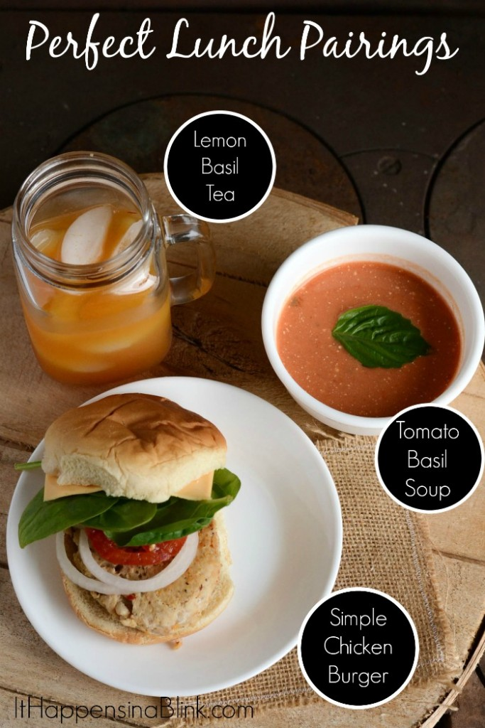 Perfect Lunch Pairings #TEArifficPairs #shop #cbias